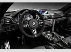 BMW M Performance reveals options for M3 & M4