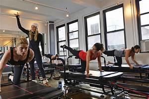 Megaformer Workout at SLT Studio - The New York Times