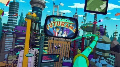 futurama cancelled   final  episode run