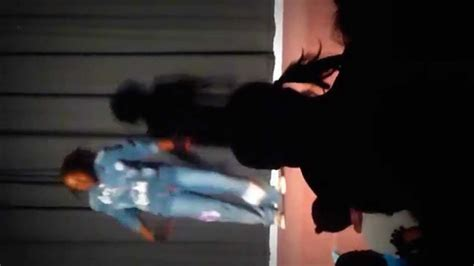 Nay Nay Dancing To Beat It