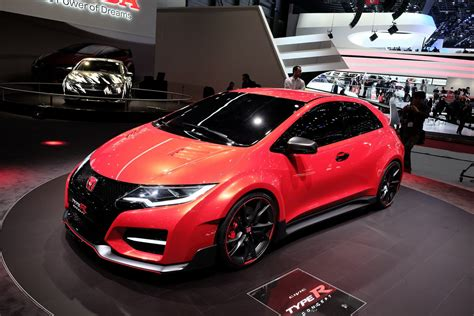 2018 Honda Civic Type R Concept Picture 544712 Car