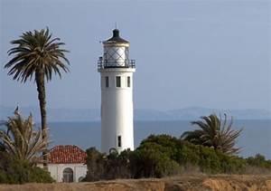 California Nautical Charts Lighthouses Of The U S Southern California