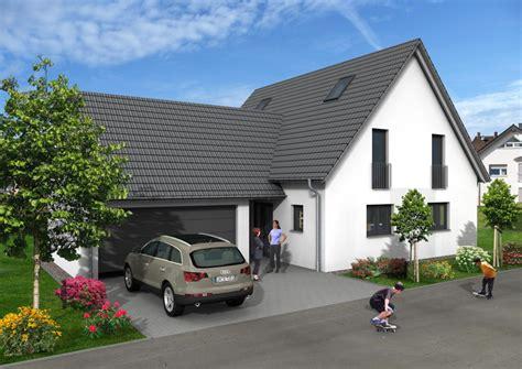 Garage Neben Haus Bauen by Reitmaier Holzhaus Holzh 228 User