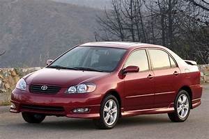2005 Toyota Corolla Reviews  Specs And Prices