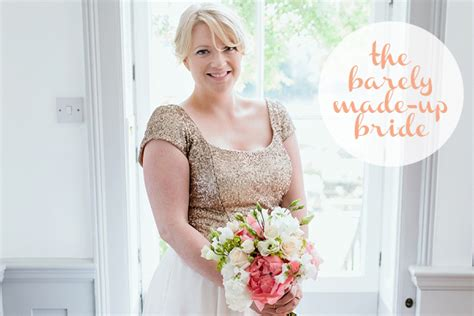 Barely There Natural Wedding Makeup From Expert Makeup