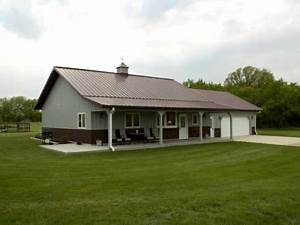 pole barn house kits menards home deco plans With cost to build menards kit homes