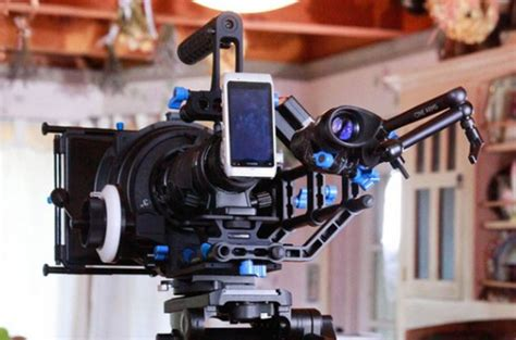 iphone filming rig should you make a feature on a phone