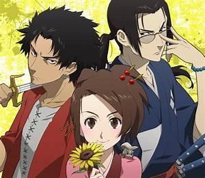 Anime recommendation: Samurai Champloo | visual ioner