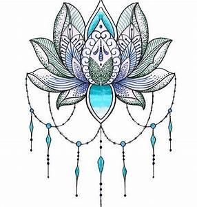 Lotus flower | Tattoos | Pinterest | Lotus flower, Lotus ...