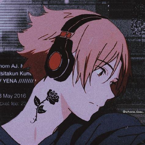 40 Most Popular Grunge Aesthetic Anime Boy Icons Rings Art