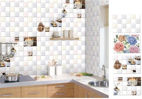 tiles design for kitchen create exquisite effects with kitchen wall tiles 6204