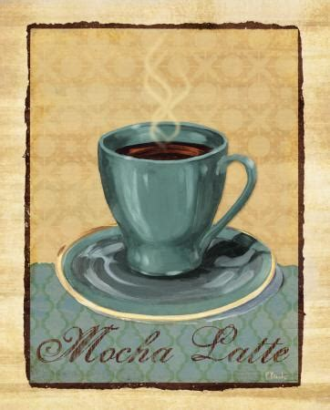 They are knowledgeable about the coffee they brew and serve, and it is reasonably priced. 'Coffee Club II' Prints - Paul Brent   AllPosters.com