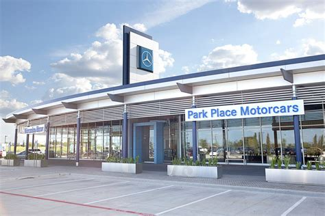 park place mercedes benz  grapevine gff