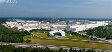 Despite Flooding, Bmw Spartanburg Plant Finds Alternative