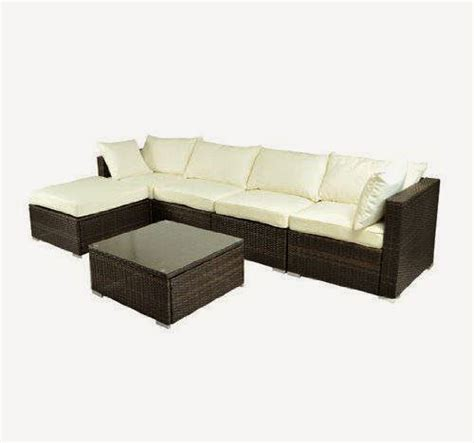 sale 47 outsunny deluxe outdoor patio pe rattan