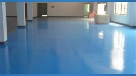 Why not floors decorate them too with epoxy coating