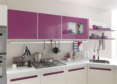 pink kitchen design