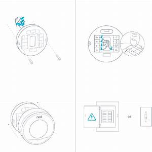 Nest Learning Thermostat Thermostat Installation Manual