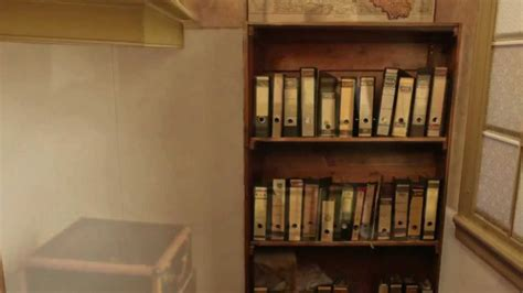 Frank Bookcase Door by Tour Of The Secret Annex