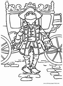 Kermit The Frog Coloring Pages - Coloring Home