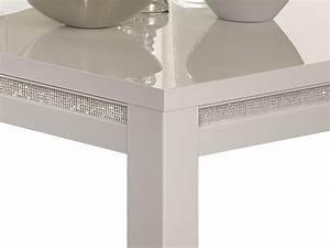 Table Blanche But : table basse laqu e blanche ~ Teatrodelosmanantiales.com Idées de Décoration