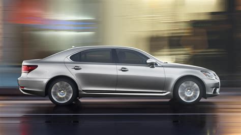 Luxury Cars Use Regular Gas by Review 2013 Lexus Ls460 Awd Sure Footed Luxury Liner