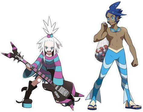 gym leaders  blackwhite  confirmed pokemon