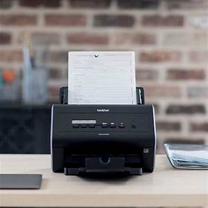 ads 2400n network desktop document scanner brother uk With network attached document scanner