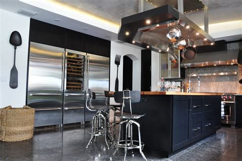 Awesome Smeg Refrigerator Home Remodeling Ideas Kitchen