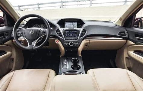 2019 Acura Mdx Release Date, Specs And Review Acura