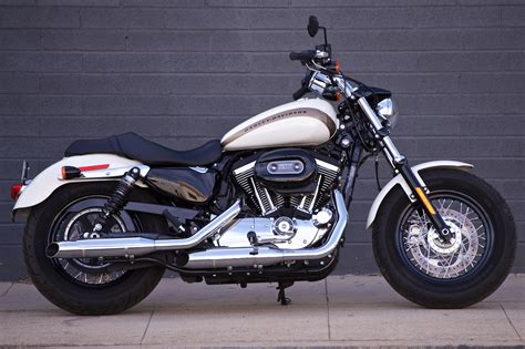 harley davidson sportster 1200 custom 2018 harley davidson sportster 1200 custom vs 2017 moto guzzi v9 bobber comparison review