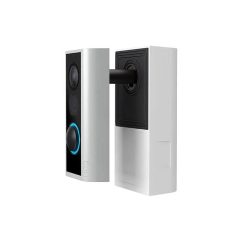 Ring Peephole Video Doorbell Camera | Apartment Security ...