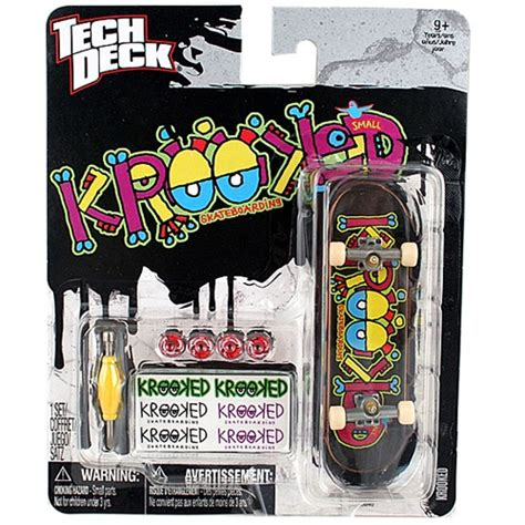 tech deck fingerboards target tech deck 96mm series krooked colors tech deck