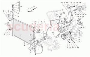 Maserati Quattroporte  2008 C Unit  Engine
