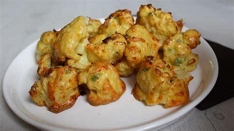 cuisine chou fleur recette beignets de chou fleur au four recette apéritif