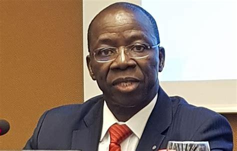secretaire general de l union africaine brahima sanou candidat au poste de vice secr 233 taire g 233 n 233 ral de l uit faso24