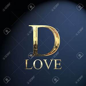 Letter D Love Wallpapers - Wallpaper Gallery