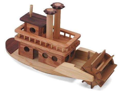 Toy Boat Making Kit by Wooden Boat Toy Plans Wooden Boat Blueprint 187 Freepdfplans
