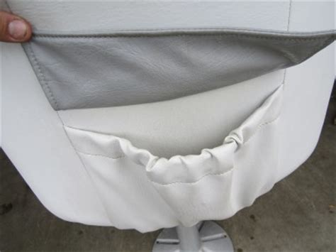 pontoon captains chair cover boat pedestal chair cover pattern 187 patterns gallery