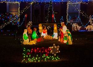 where to buy blow mold yard decorations With outdoor christmas lights for sale in dublin