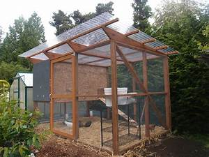 The Chicken Coop Is Done U2026enough