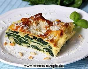 Welches Gemüse Zu Lachs : spinat lasagne mit pinienkernen mamas rezepte mit bild und kalorienangaben ~ Yasmunasinghe.com Haus und Dekorationen