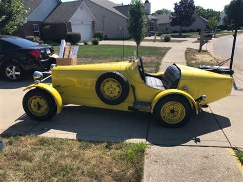 A bugatti oil change isn't just expensive; 1929 Bugatti Type 35B replicas for sale in Greenwood ...