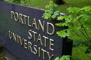 How To Make A School Schedule Portland State Our History Creating Portland State 1946 1955