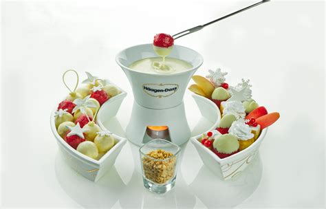 haeagen dazss blissful  holiday flavours  creations
