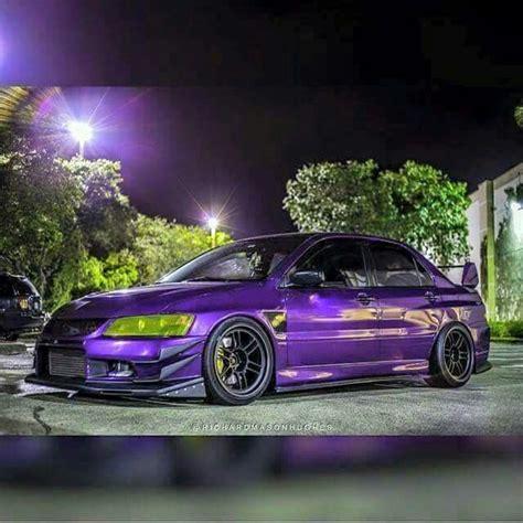 purple mitsubishi 564 best images about mitsubishi on pinterest cars fast