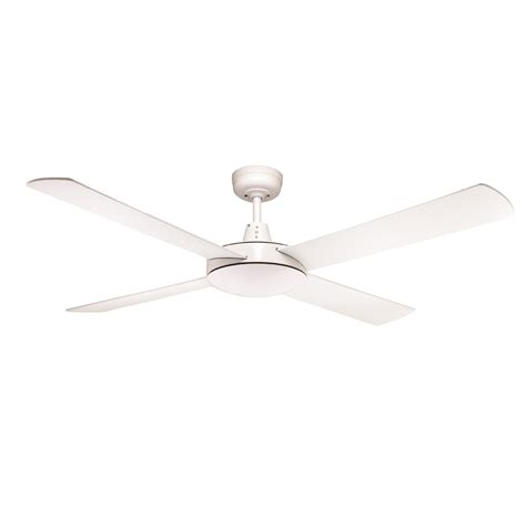 52 inch white ceiling fan genesis 52 inch ceiling fan white feature lights