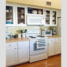 My 3 Monsters Kitchen Cabinet Facelift{part 1}