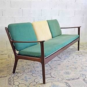 Canapé Vintage Scandinave : pieds compas vente mobilier design vintage scandinave ~ Teatrodelosmanantiales.com Idées de Décoration