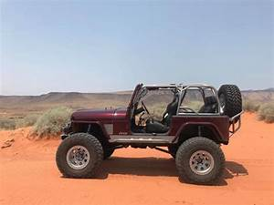 Jimmy U0026 39 S  U0026 39 85 Jeep Cj7 Off Road Modification